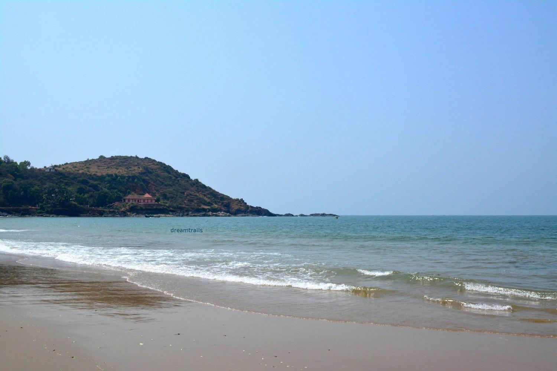 Gokarna Beach, Gokarna, Karnataka